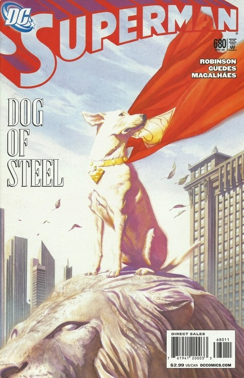 Dog of Steel