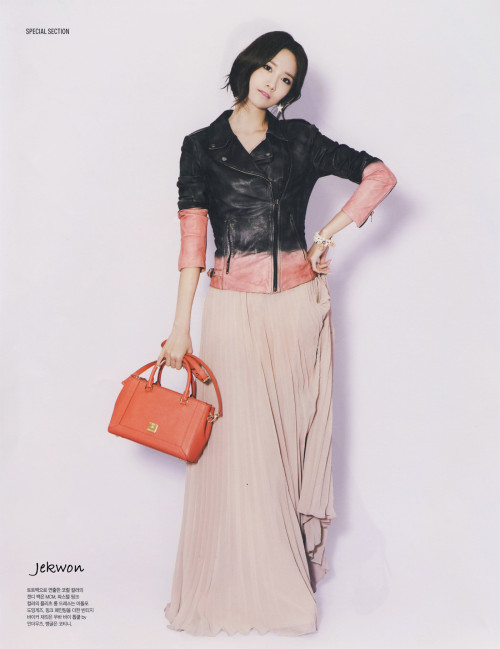 yoonaddictcom:   HQ! YOONA for InStyle - 5 (scanned by jekwon)