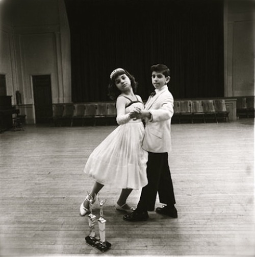 lauramcphee:  Junior Interstate Ballroom Dance Champions, Yonkers, 1952 (Diane Arbus)