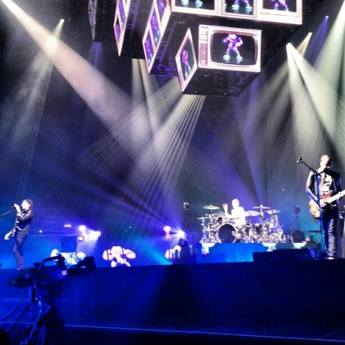 Great performance by Muse #muse #concert #live #music #love #rock #alt.rock #alternative #the #2nd #law #hysteria #instagram #picoftheday #resistance