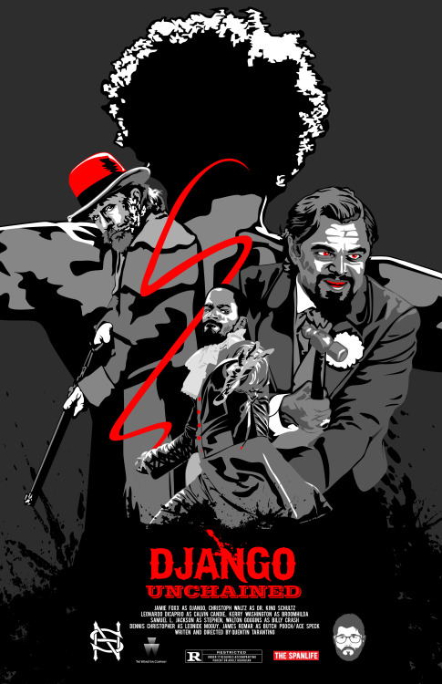 Django Unchained by Nick Spanos
