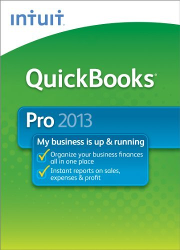 QuickBooks Pro 2013 [Download]QuickBooks Pro helps you organize your business finances all in one place so you can complete your…View Post