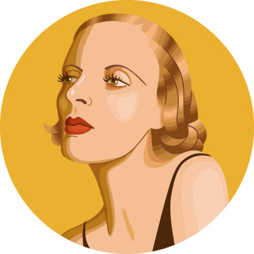 queersinhistory:  TAMARA DE LEMPICKA 1898–1980 Polish art deco painter, glamorous socialite. Born to a wealthy family in Poland, she escaped to Paris with her husband in 1918, where she immediately began to pursue painting. Her style borrowed from the deconstructed forms of the cubists, combined with the sleek decadence of art deco. Well known for her scandalous sexual appetite along with her art, she was constantly having affairs with men and women, and fell into a circle of notable bisexual women including Vita Sackville-West and Colette. In 1939, she moved to America with her second husband to escape WWII, and became a favorite artist among the Hollywood set. Her work fell out of favor in the 1960s, only to find a new surge of popularity shortly before her death.