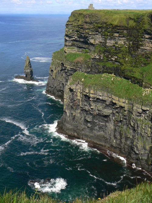 The stunning Cliff of Moher in Ireland