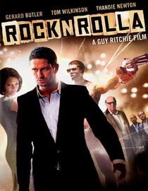 "I am watching RocknRolla                   ""They made the plot on this one too complicated and too man unnecessary characters. It's a fun watch, but really shallow.""                                Check-in to               RocknRolla on GetGlue.com"