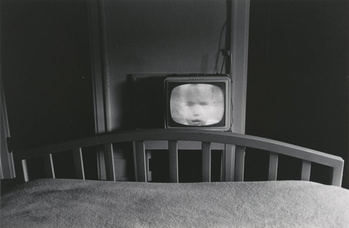 cavetocanvas:  Lee Friedlander, Galax, Virginia, 1962, printed 1973
