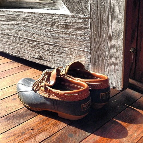 the perfect doorstop for warm, sunny days.