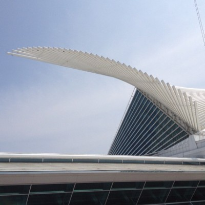 Milwaukee Art Museum with SJBC JV (at Milwaukee Art Museum)