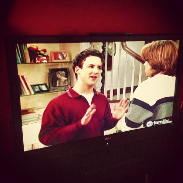 Boy meets world! #boymeetsworld