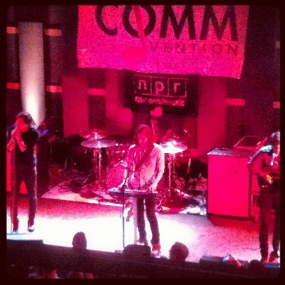 Phoenix (at XPN Presents NonCOMM)
