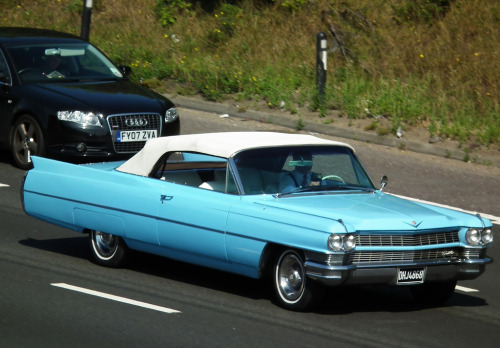 European vacation Starring: Cadillac De Ville Convertible (by kenjonbro)
