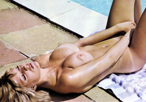 Bridget Tremayne, Mayfair Magazine 1976