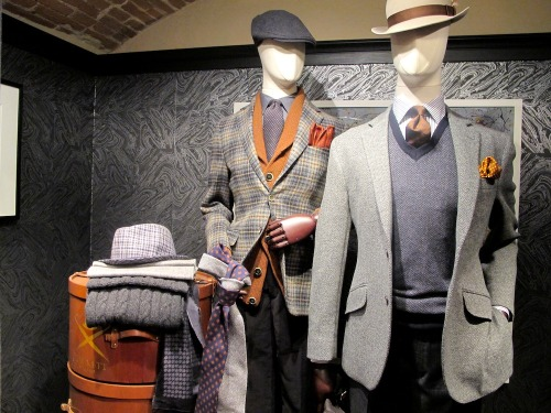 Hackett AW13 Pitti Preview
