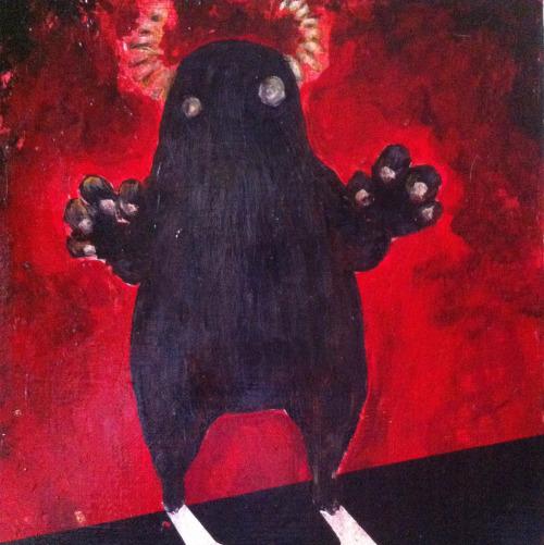 「Graaaaaaaa//:001」 PAINT Aquvii Art THE TERMINAL@THE TERMINAL Gallery) 2014/4/27-5/6 ¥10,000