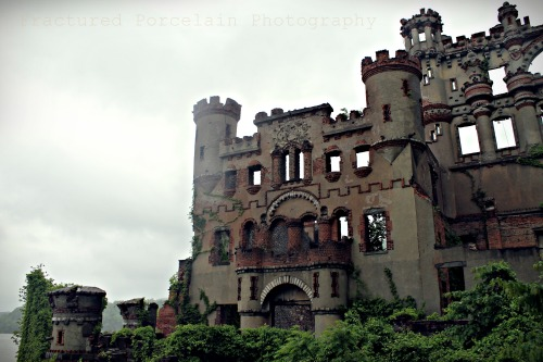 Abandoned Bannerman Castle Copyright © 2013 Fractured Porcelain Photography http://www.facebook.com/fracturedporcelainphotography