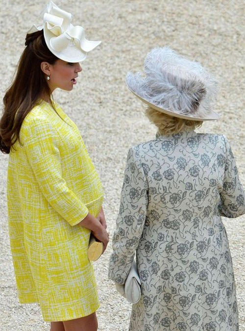 iminlovewiththecambridges:  minimiddleton:  Untagged  I love the colour.