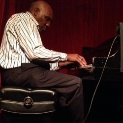 harold mabern.. #frontrow (at Smoke Jazz & Supper Club)