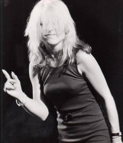 suicideblonde:  Debbie Harry