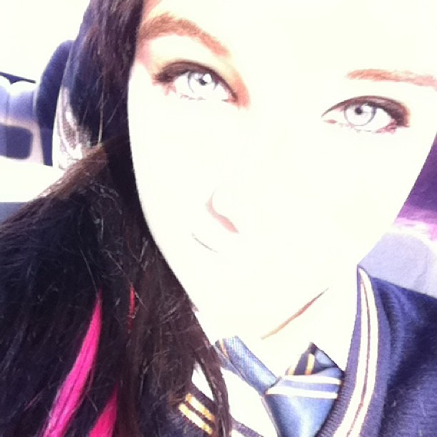 Stuck in traffic #traffic #pointcook #nofilter #blueyes