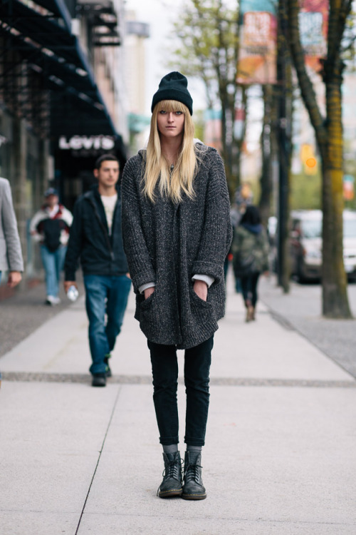 the-streetstyle:  robson street via aniab.net