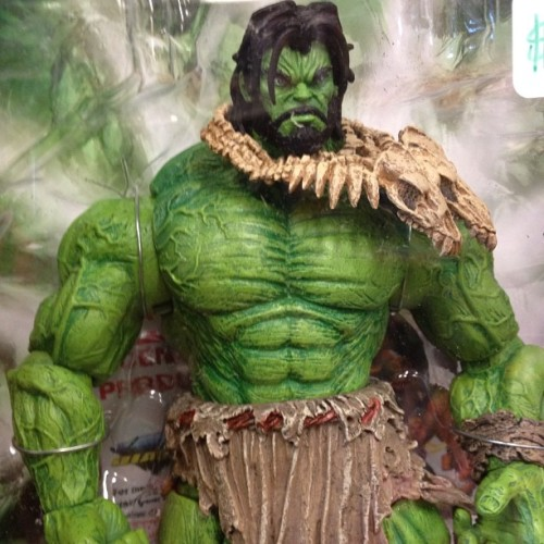 Also on sale today #marvel select barbarian #hulk (at Comic And Figure Addicts)