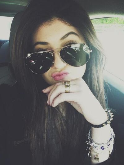 beklassy:  Kylie being perfect as always