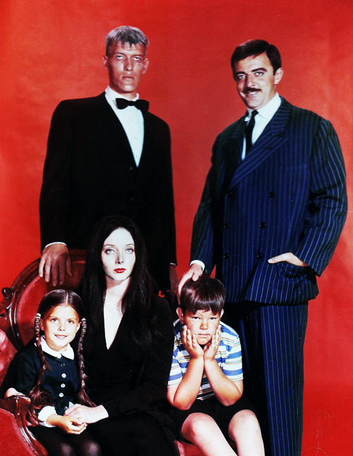 The Addams Family TV show, 1960's