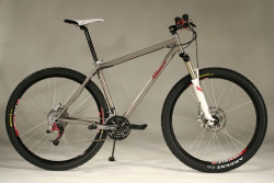 Alliance Bicycles Titanium 29er