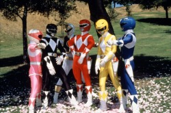 Power Rangers <3