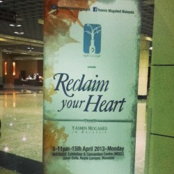 Reclaim you Heart
