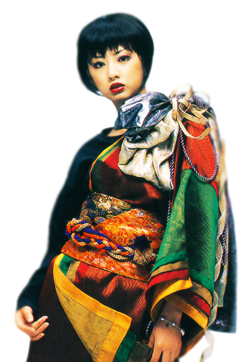 juban-district:  Transparent image of Rei from Act. 40