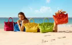 ralphlauren:   The Soft Ricky  The Soft Ricky bag in a range of brights - all you need for summer Explore Now