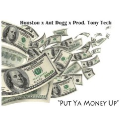 #PutYaMoneyUp💵 Another Hot Joint Dropping Soon Produced By yours Truly! Featuring Houston & Ant Dogg