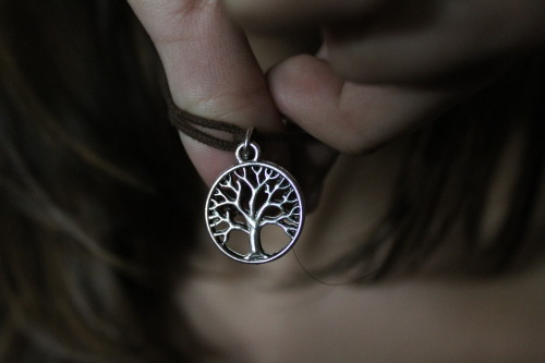 my 'Tree of Life' necklace :)