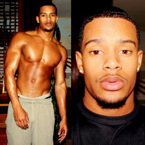 getitboi:  Forrest Neverson, Trey Songz little brother.