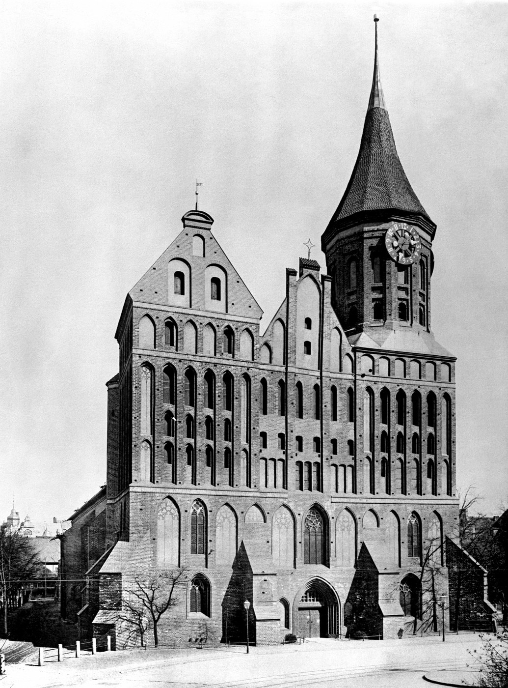 The Cathedral, Königsberg