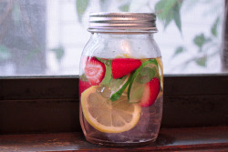 bavarde:  Infused Water (by LJ ♥)