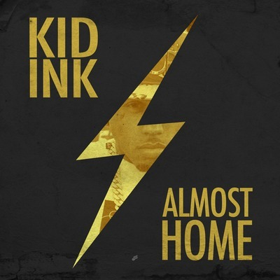"Kid Ink hit us with a new remix to his track ""Bad Ass"" last week, and has now revealed the release date and artwork for his upcoming EP, ""Almost Home"". The L.A. rapper will drop his debut project for RCA on May 28th."