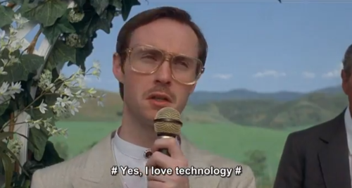 kip napoleon dynamite wedding song funny technology it love technology cool geek
