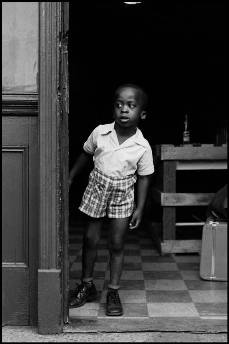 Leonard Freed - Brooklyn, 1963