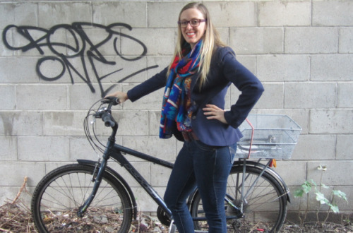 Toronto blogger and cycling advocate Candice Anderson  has started an online petition to get Mayor Rob Ford on a bike for a day.  Sign up and get the notoriously anti-bike Ford on two wheels,  (via Cyclist petitions Rob Ford to bike for a day | Metro)