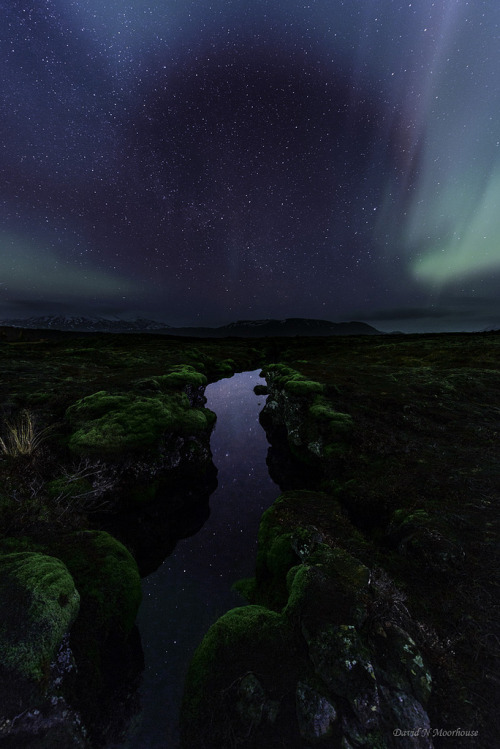 Þingvellir Iceland (by David N Moorhouse)