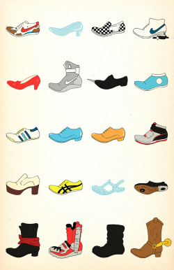 """If the shoe fits…"" by Derek Eads"