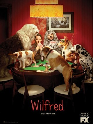 I am watching Wilfred                                                  1237 others are also watching                       Wilfred on GetGlue.com