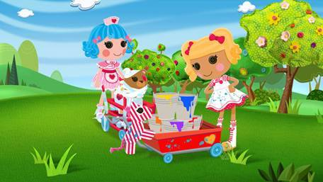 "Nickelodeon Orders ""Lalaloopsy"" TV Series for This Spring"