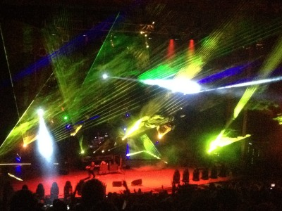 Ghostland Observatory @ Red Rocks - June 2012