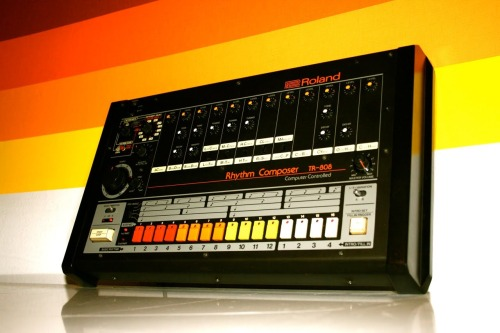 All hail the Roland TR-808. 808 is legion. 808 is forever.