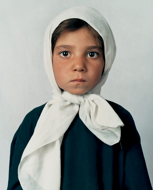 "pakizah:  Seven year old Arzo, The Ashuqan School ""The Taliban was the enemy of education, particularly for women. I am trying to bring the pupils from the darkness to the light."" - Khaliq Dad, 42, principal of the Ashuqan School, Kabul, Afghanistan Photo by James Mollison"