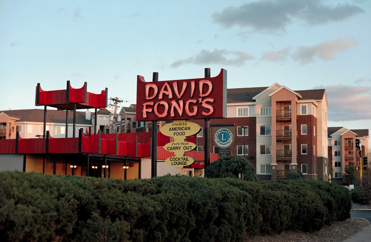 David Fong's, Richfield, Minn. 2013