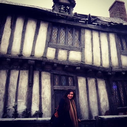 at Godric's Hollow